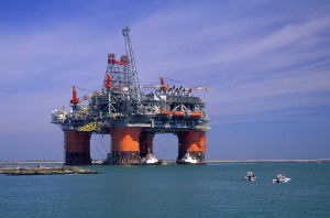 """The """"Green"""" threat to oil rig security – emerging as an issue as alarming as piracy"""