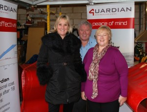 Guardian Maritime with Local MP